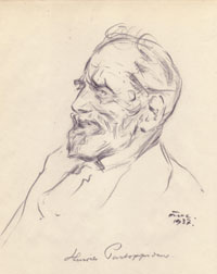 Otto C.-tegning